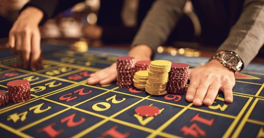 Det gode og det dårlige ved Live Casino Side -spill