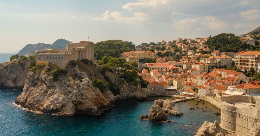 Den kroatiske live-spillescenen