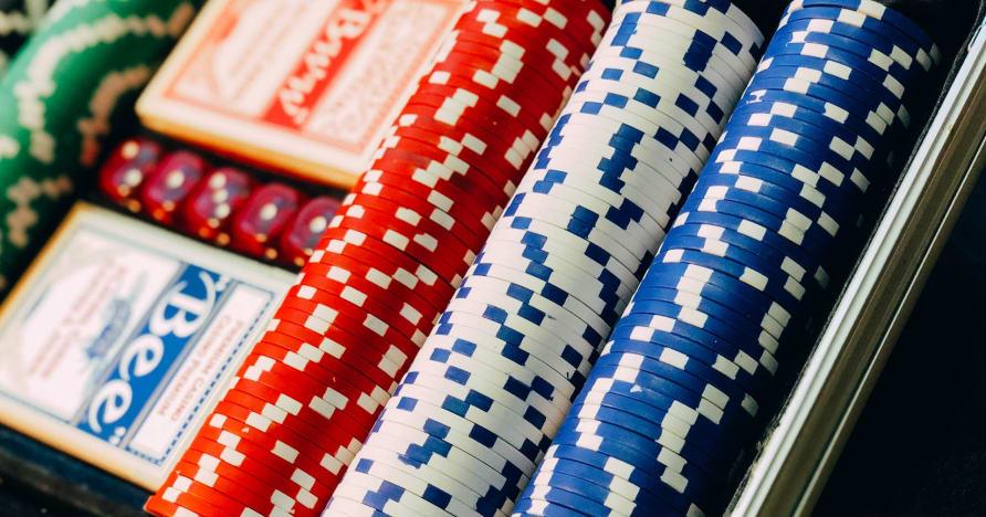 Gå inn i Texas Hold'em