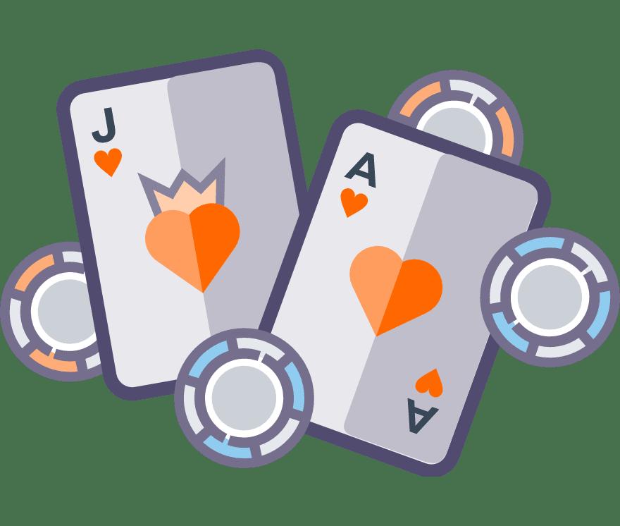 Spill Live Blackjack Online - Toppkasinoer i 2021