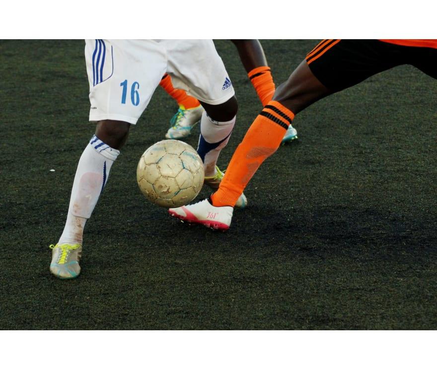 Live fotballspill på nettcasinoer