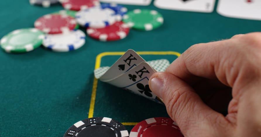 Pokerguide for å lage den vinnende hånden