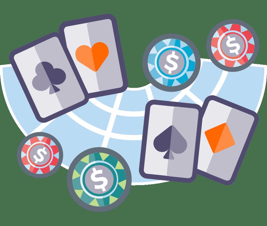 Spill Mini Baccarat Online -De beste 14 Live Casino med høyest utbetaling 2021