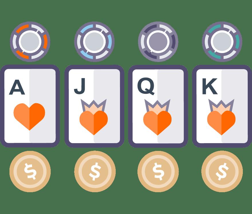 Spill Faro Online -De beste  Live Casino med høyest utbetaling 2021