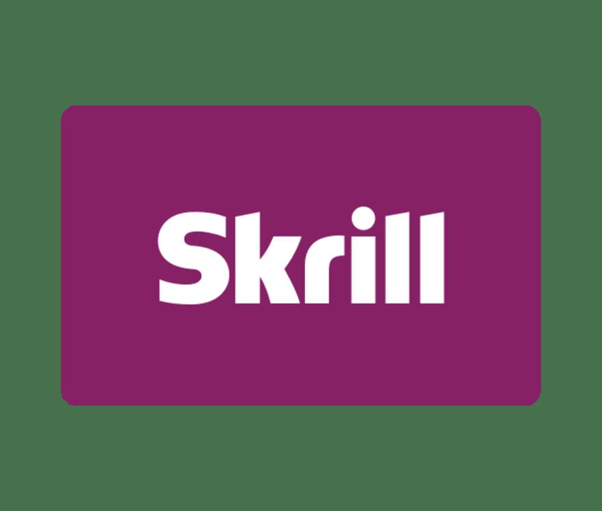 Top 154 Skrill Live casinos 2021 -Low Fee Deposits