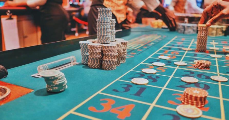 Topp 5 best betalte live kasinospill i 2021