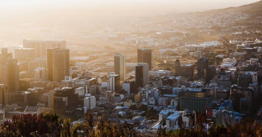 Beste live kasinospill for sørafrikanske spillere på nettet