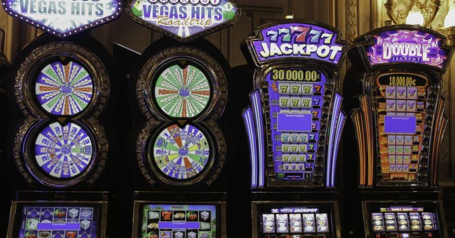 Topp ti største jackpotter
