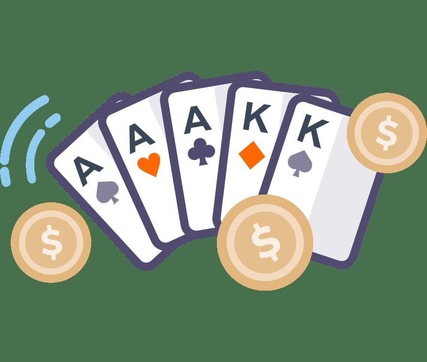 Spill Live Poker Online