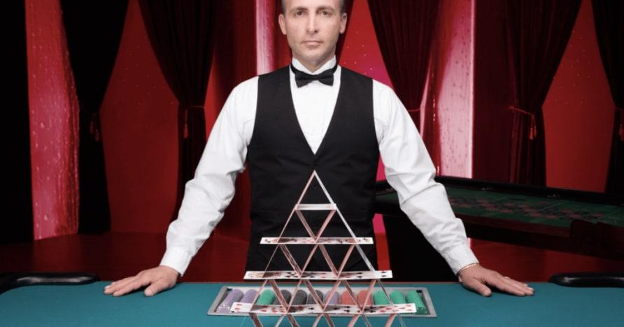 Alt du noen gang ønsket å vite om Live Dealer Games