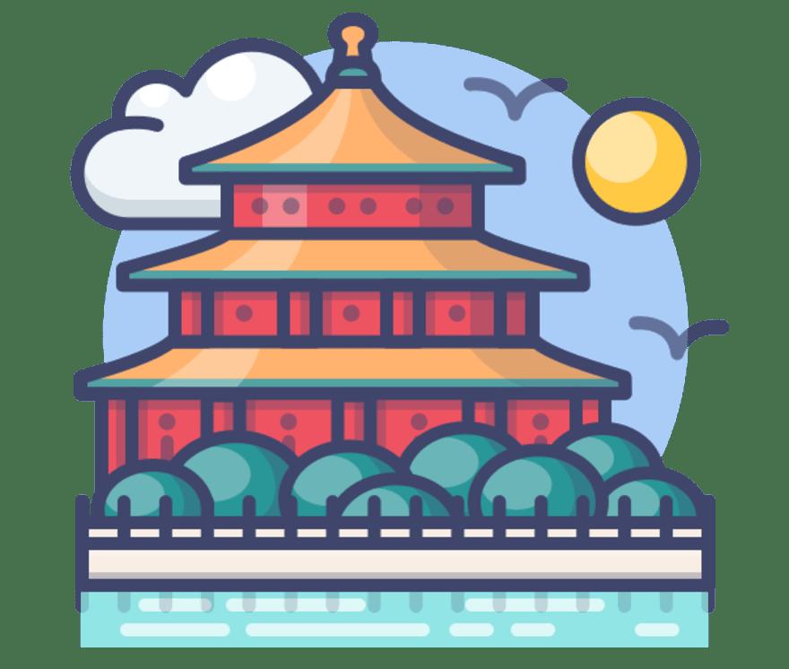 De beste 66 Live casinos i Kina 2021