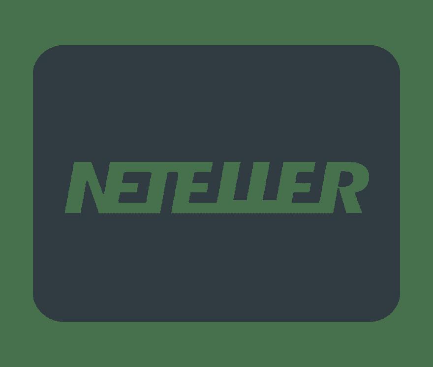 Top 130 Neteller Live Casinos 2021 -Low Fee Deposits