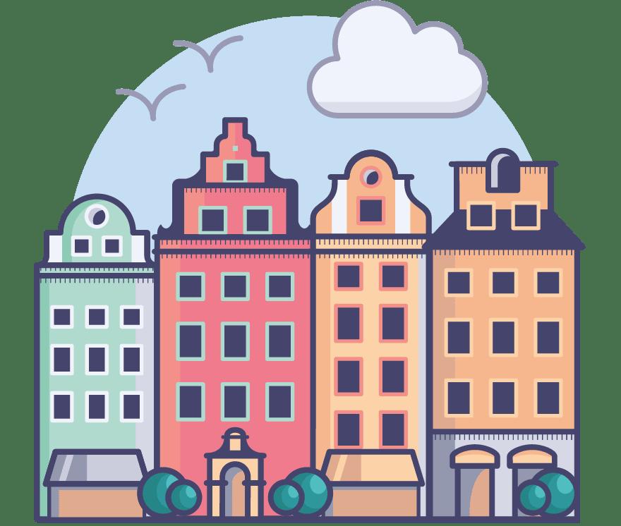 De beste 30 Live Casinos i Sverige 2021