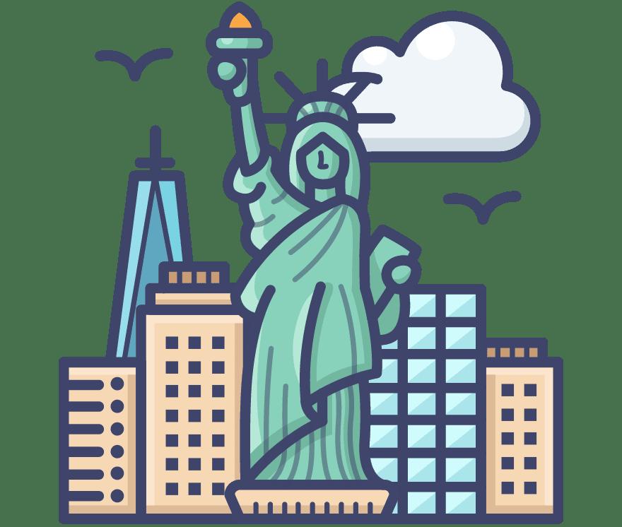 De beste 17 Live casinos i USA 2021