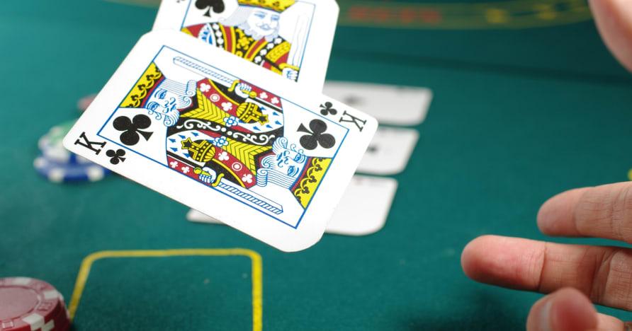 Prøvde og ekte tips for å vinne på Blackjack