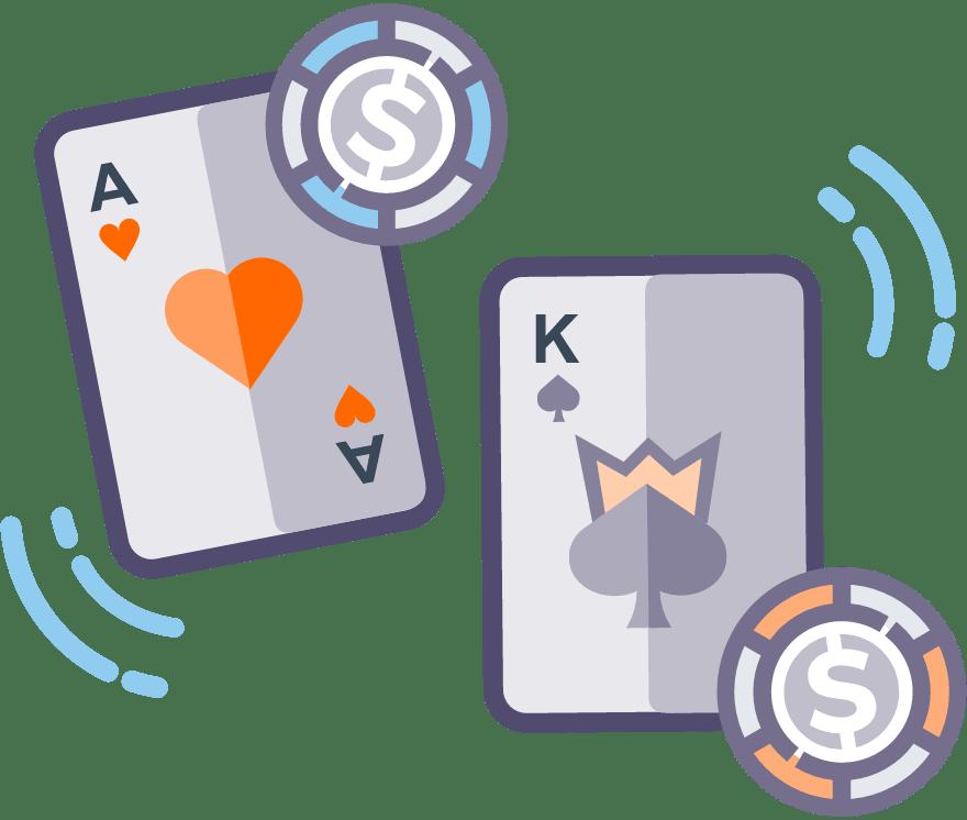Spill Casino War Online -De beste 7 Live Casino med høyest utbetaling 2021